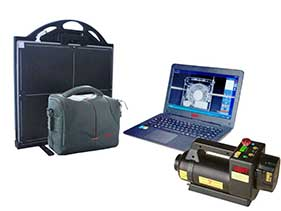 Mobile X- Ray Baggage Scanner
